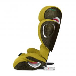 Fotelik samochodowy Cybex Solution Z i-Fix Plus Mustard Yellow