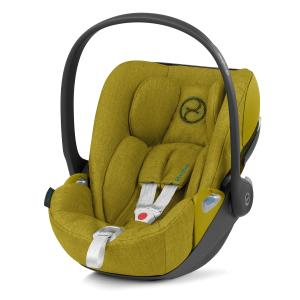Cybex Cloud Z Plus i-size - obrotowy Mustard Yellow