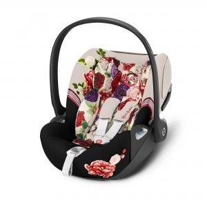 Cybex Cloud Z i-Size Springblossom Light