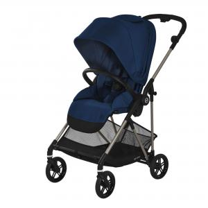 Cybex Melio Navy Blue - wózek spacerowy