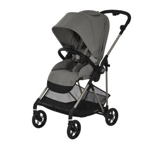 Cybex Melio Soho Grey - wózek spacerowy