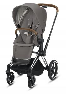Cybex Priam Soho Grey - wózek spacerowy