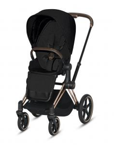 Cybex Priam Plus Stardust Black - wózek spacerowy