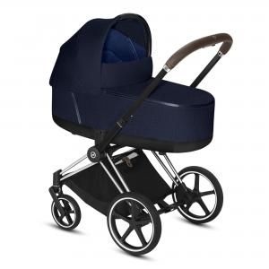 Cybex Priam Lux Plus Midnight Blue - wózek głęboki