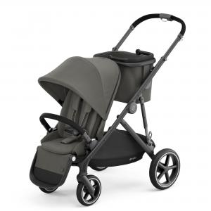 Cybex Gazelle S Soho Grey - wózek spacerowy